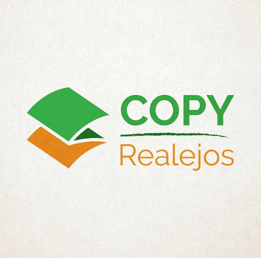 Diseño de logotipo para Copy Realejos