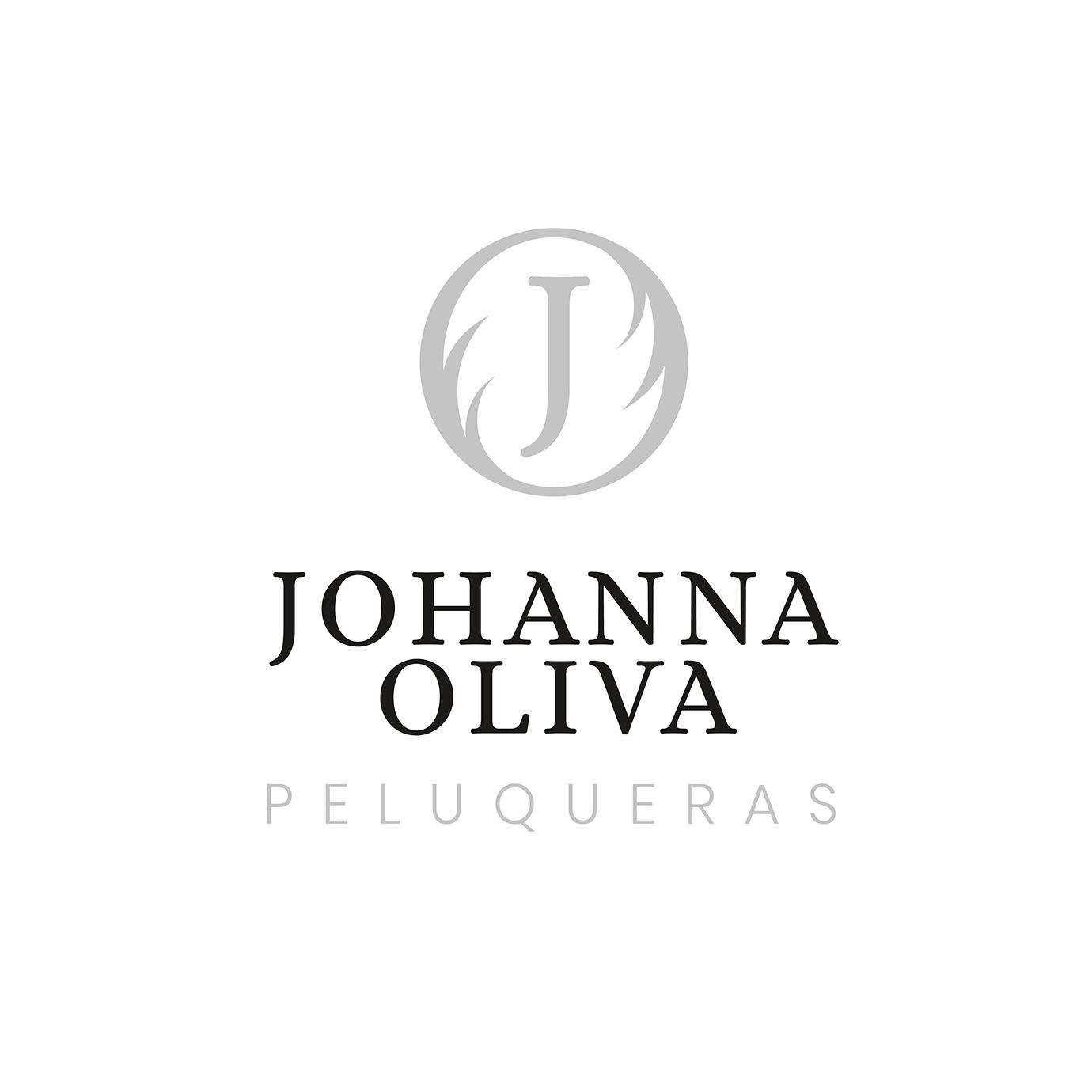 diseno-logo-peluqueria-johanna-oliva