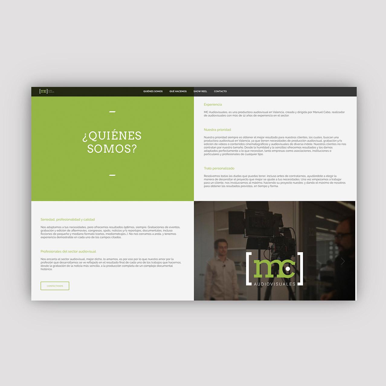 pagina-web-empresa-audiovisuales