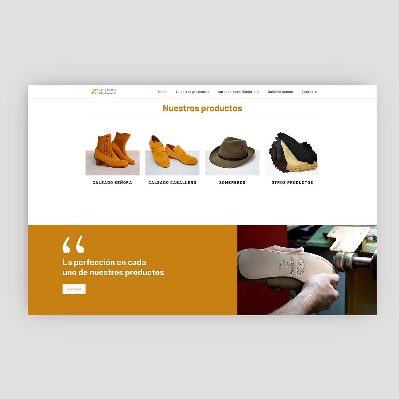 web-artesania-canarias