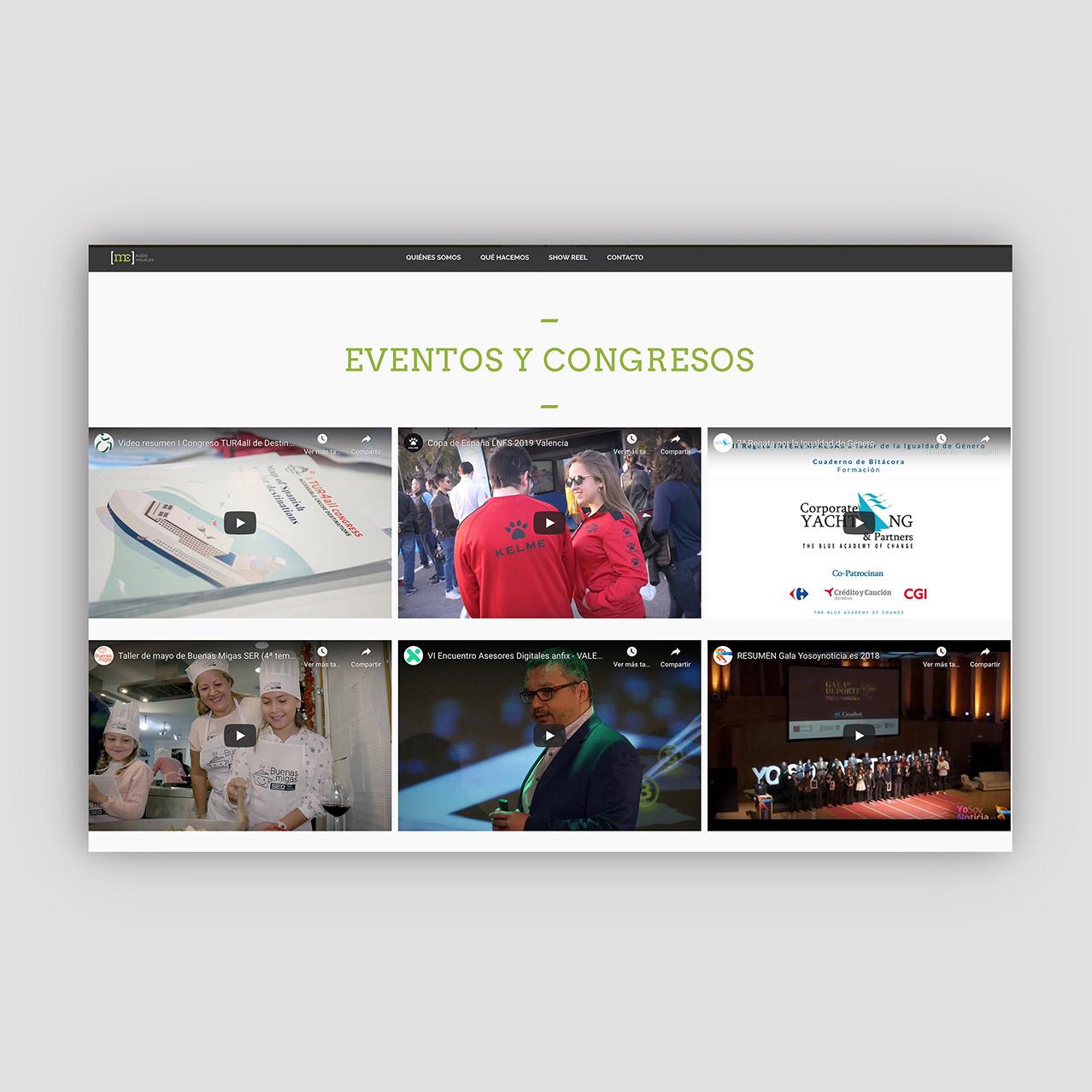web-para-audiovisuales